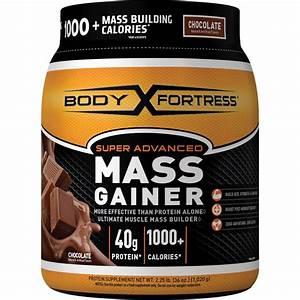 Body Fortress Super Advanced Mass Gainer Chocolate