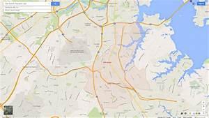 Glen Burnie, Maryland Map