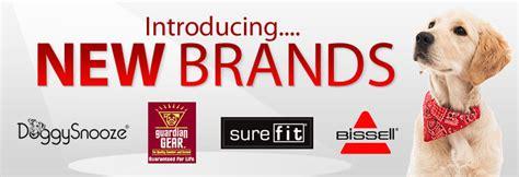New Brands Page Dogcom
