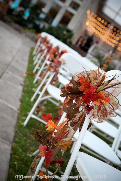10 Ways to Decorate Your Chairs at Your Wedding Wedding
