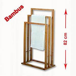 Handtuchhalter Stehend Holz : eur 12 90 ~ Whattoseeinmadrid.com Haus und Dekorationen