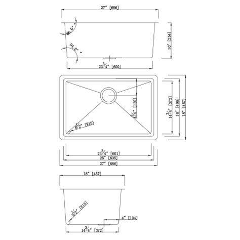 kitchen sink frame gsm 2718 dakota kitchen sinks faucets vanities tubs 2718