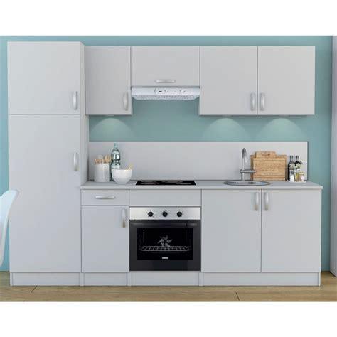 meuble cuisine blanc meuble de cuisine blanc colonne 2 portes dya