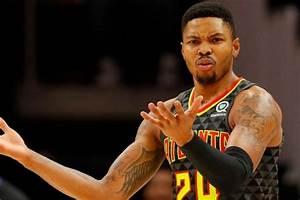 Atlanta Hawks' Kent Bazemore Fined $10K | The Hoop Doctors
