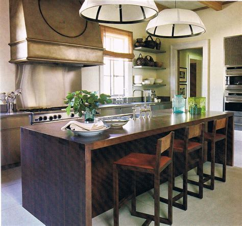 Small Kitchens With Islands Designs With Classy Big Cooker