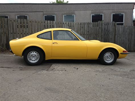 Opel For Sale by 1969 Opel Gt For Sale Classic Cars For Sale Uk