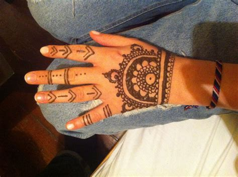 henna selber malen henna selber machen so geht s chip
