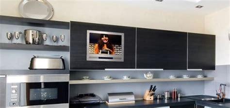 Oven Inbouwen In Keukenkastje by Design Inbouw Televisie Voor Keuken