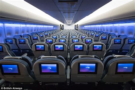 British Airways' new Boeing 747 interior upgrade revealed