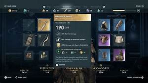 Assassin's Creed Odyssey Gear Guide - How to Acquire New ...