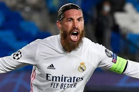Osasuna Vs Real Madrid, Terungkap Fakta Sergio Ramos Doyan ...