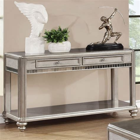 bling sofa table sofa tables occasional  accent