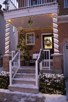 images  christmas porch ideas  pinterest