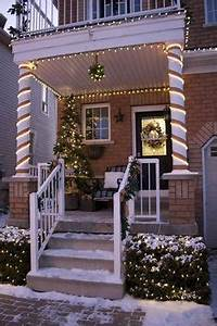 1000 images about Christmas Porch Ideas on Pinterest