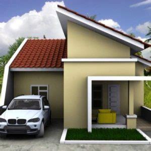 contoh model rumah minimalis terbaru  terbaik