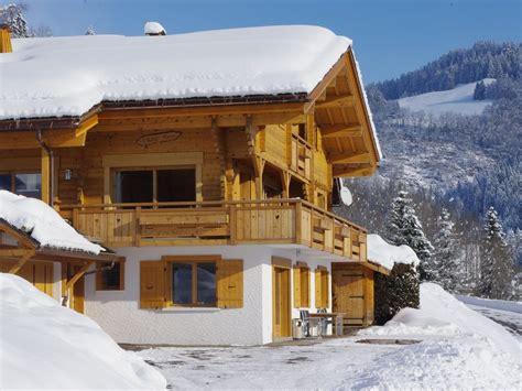 chalet luxe 22pers avec piscine chauff 233 e jaccuzzi sauna le grand bornand homelidays