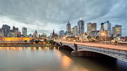 Melbourne Australia River Yarra Wallpapers Laptop Ultra