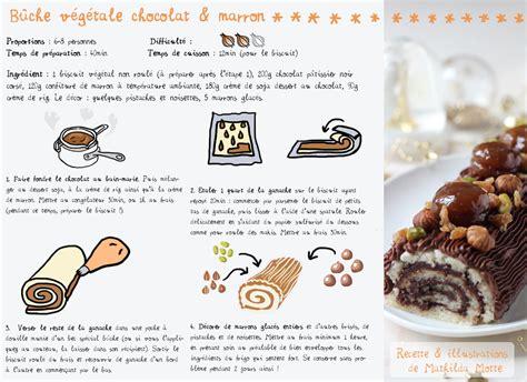 buche vegan recette cuisine en bandouli 232 re