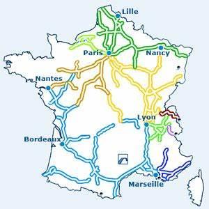 Reseau Autoroute France : arcachon un acc s facile train avion route ~ Medecine-chirurgie-esthetiques.com Avis de Voitures
