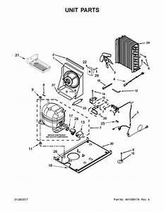 Kitchenaid Kuid308ess2 Freestanding Ice Maker Parts