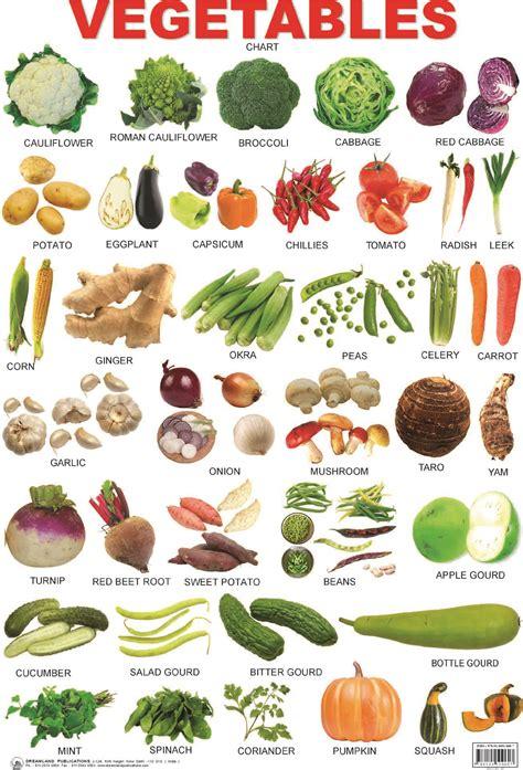 garden vegetables list a great fruits and vegetables list vege island