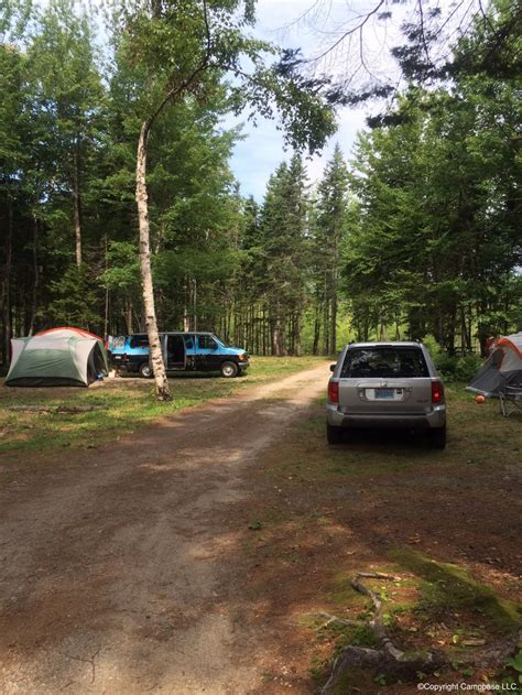Smugglers Den Campground ,Southwest Harbor ,Maine