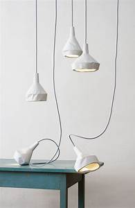 Like paper concrete lamp collection by Aust & Amelung ...