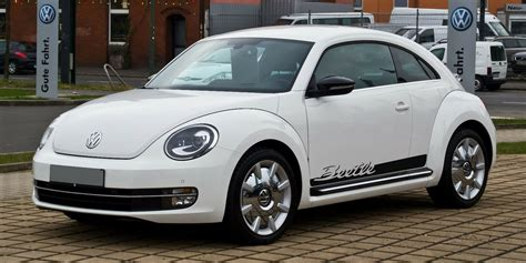 Vw Volkswagen Beetle 2012-2018 Side Stripes Porsche Script