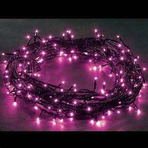 Guirlande Electrique Noel : guirlande lumineuse de noel 300 led fuchsia decoration noel badaboum ~ Teatrodelosmanantiales.com Idées de Décoration