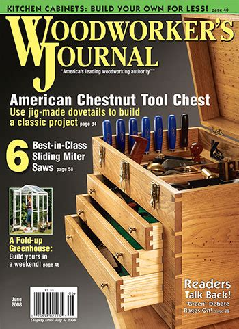 woodworkers journal mayjune  woodworking blog