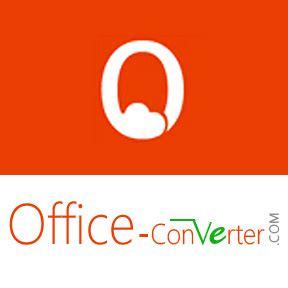 office converter convertir el video en linea audio