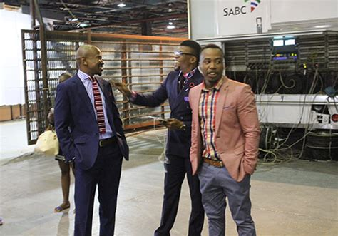 Generations: The Legacy set visit   Frankly Speaking   TVSA