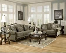 Living Room Set Furniture by Ashley Furniture Martinsburg Meadow Living Room Set Sofa Loveseat