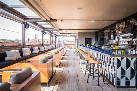 Even If You Can't Get A Seat On The Trendy Rooftop Patio