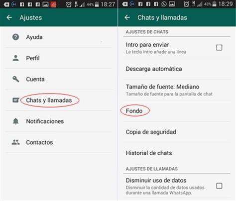 baja los mejores fondos  whatsapp gratis en android