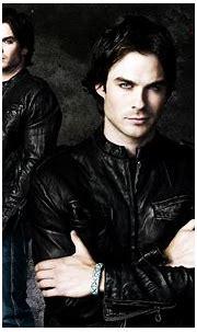 [78+] Vampire Diaries Damon Wallpaper on WallpaperSafari