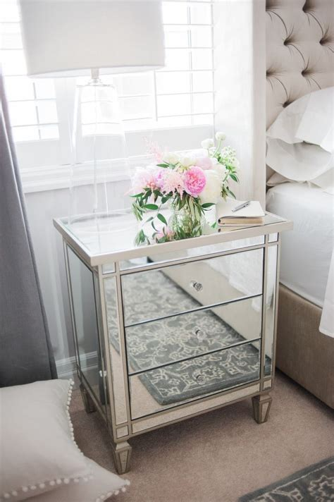 Mirrored Nightstand by 25 Best Ideas About Mirrored Nightstand On