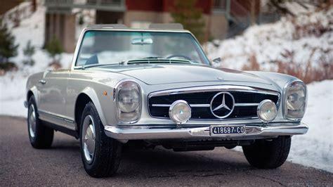 Mercedes Classic Car by Mercedes Mechanic Preserves History In Arizona