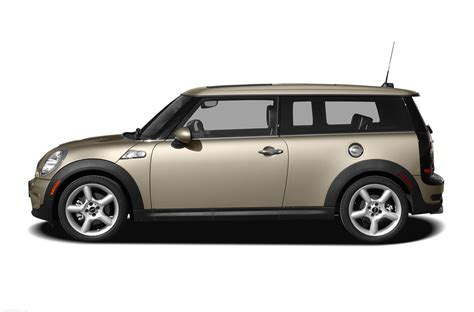 2010 mini cooper s clubman wagon base 3dr station exterior