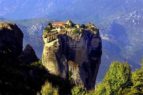 la cuisine de mu les monastères des météores grèce continentale grèce