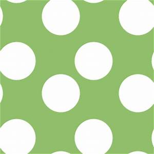 Green and White Polka Dot Pattern Background - Green and ...