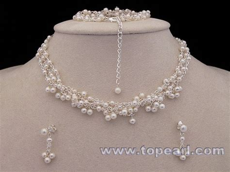 pearl bridal jewelry sets the bridal club is all about bridal