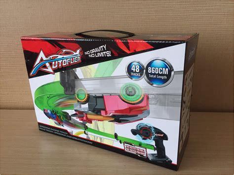 Autoflier Rail Race Rc Track Car Toys 860cm Build Your Own