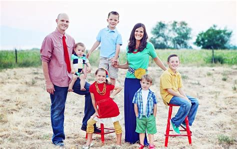 family picture colors family picture clothes by color series multi capturing joy with kristen duke