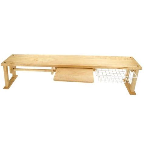 etagere cuisine bois etagère de cuisine en bois essuie tout planche à découper