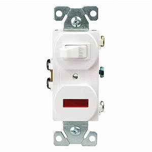 Eaton Cooper Wiring Devices 10510848 Toggle Switch With