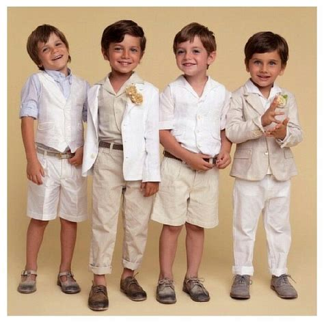 25+ best ideas about Boys wedding outfits on Pinterest   Ring boy Ring bearer suspenders and ...