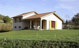 Type De Sol Maison : maison 90m avec garage sur demi sous sol maisons lm constructeur de maisons individuelles ~ Melissatoandfro.com Idées de Décoration