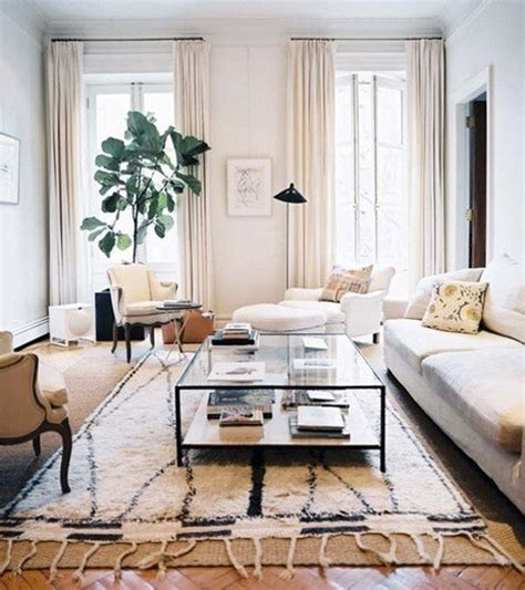 Twine: How to Layer Rugs