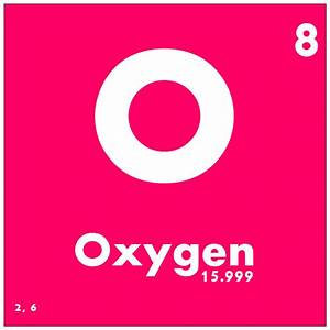 What Number Is Oxygen On The Periodic Table